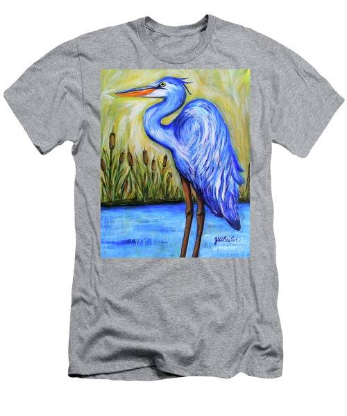 Blue Bayou Men's T-Shirt (Athletic Fit)