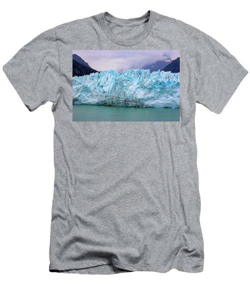 Blue Glacier Men's T-Shirt (Athletic Fit)
