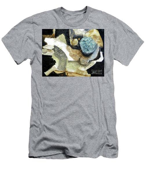 Blue Nest Men's T-Shirt (Athletic Fit)