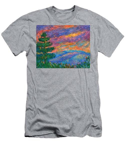 Blue Ridge Jewels Men's T-Shirt (Athletic Fit)