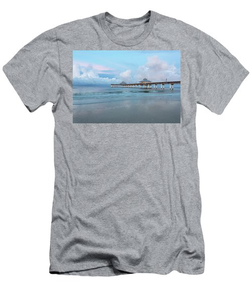 Men's T-Shirt (Athletic Fit) featuring the photograph Blue Skies by Kim Hojnacki