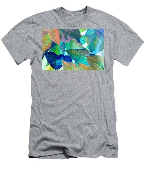 Blue Velvet Men's T-Shirt (Slim Fit) by Bobby Villapando