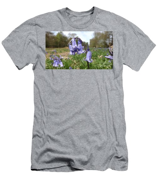 Bluebells Men's T-Shirt (Athletic Fit)