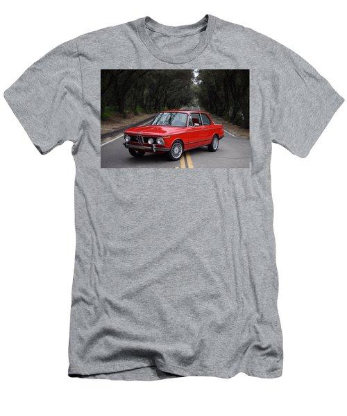 Bmw 02 Series Men's T-Shirt (Athletic Fit)