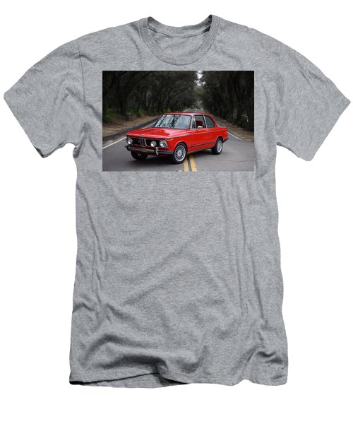 Bmw 02 Series Men's T-Shirt (Athletic Fit)