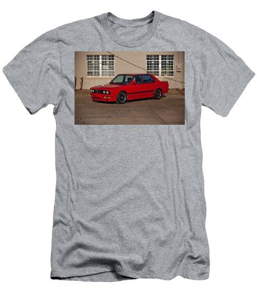 Bmw 5 Series Men's T-Shirt (Athletic Fit)