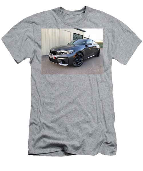 Bmw M2 Men's T-Shirt (Athletic Fit)