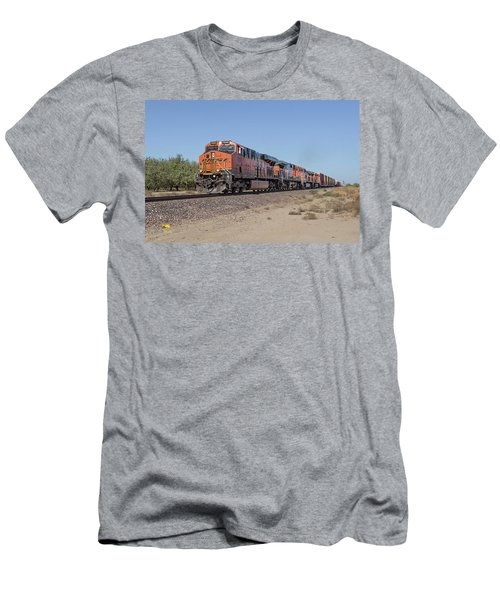 Bnsf7890 Men's T-Shirt (Athletic Fit)