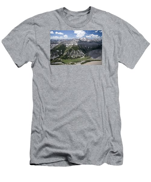 Bob Marshall Wilderness 2 Men's T-Shirt (Athletic Fit)
