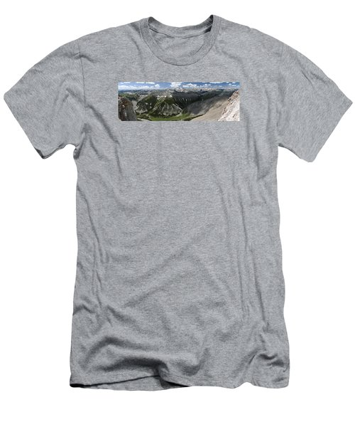 Bob Marshall Wilderness Men's T-Shirt (Athletic Fit)
