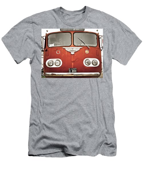 Bob Wills Bus Men's T-Shirt (Athletic Fit)