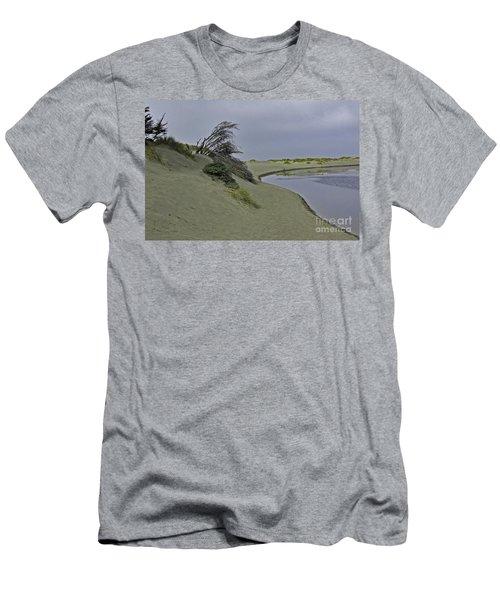 Bodega Dunes Men's T-Shirt (Athletic Fit)