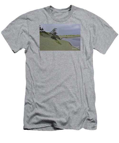 Bodega Dunes Men's T-Shirt (Athletic Fit)
