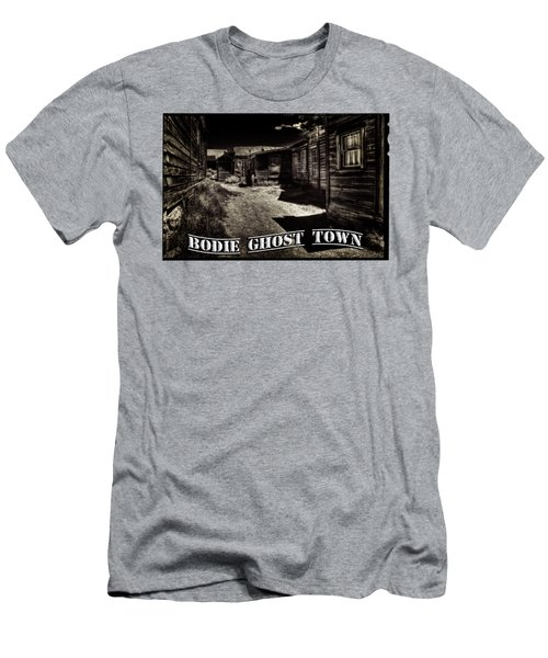 Bodie Side Street Men's T-Shirt (Athletic Fit)