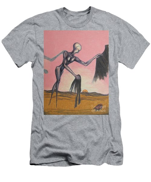 Body Soul And Spirit Men's T-Shirt (Athletic Fit)