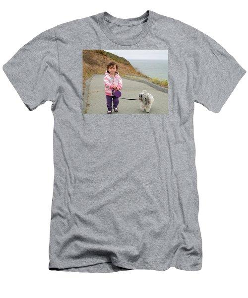 Bond Men's T-Shirt (Slim Fit) by Nick David