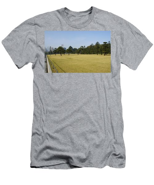 Bonsai Trees And Tokyo Men's T-Shirt (Athletic Fit)