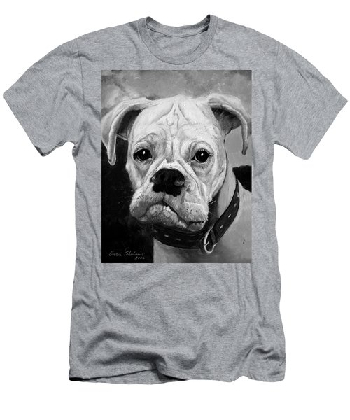 Boo The Boxer Men's T-Shirt (Athletic Fit)