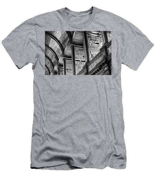 Book Heaven Men's T-Shirt (Athletic Fit)