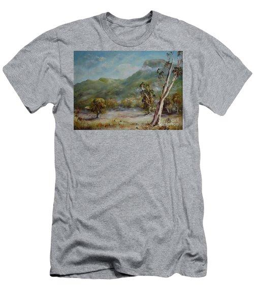 Boronia Peak Men's T-Shirt (Athletic Fit)