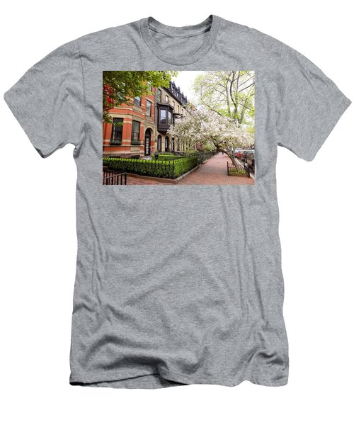 Boston Spring Men's T-Shirt (Athletic Fit)