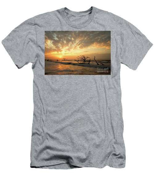 Botany Bay Sunrise Men's T-Shirt (Athletic Fit)