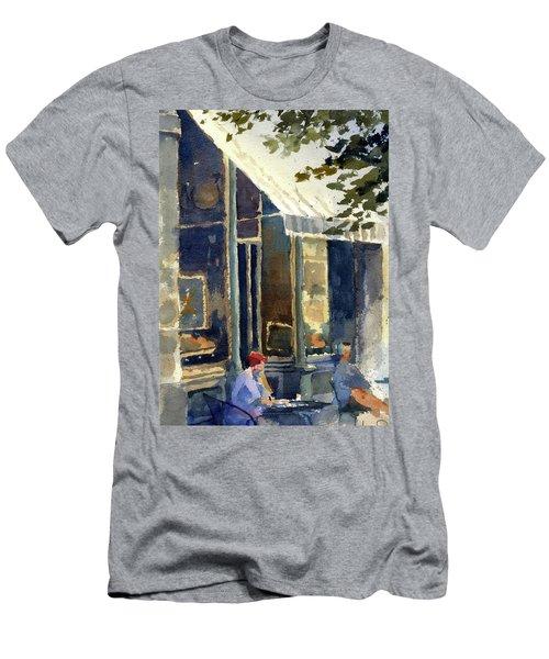 Boulangerie Du Monde, Cedarburg Men's T-Shirt (Athletic Fit)