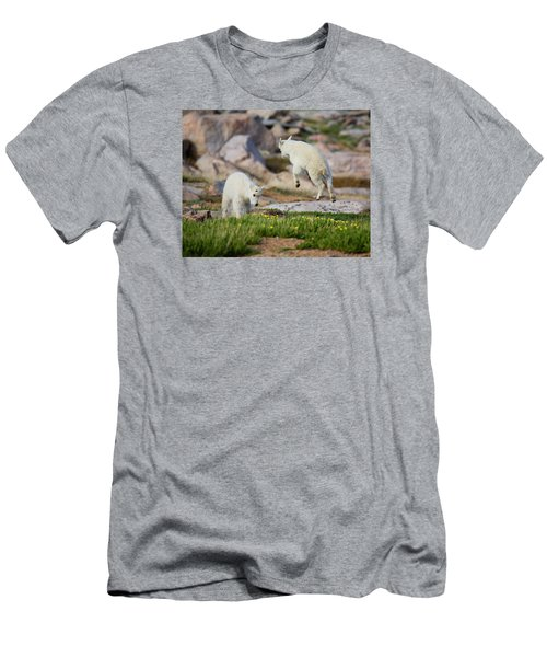 Bounder Men's T-Shirt (Slim Fit) by Jim Garrison