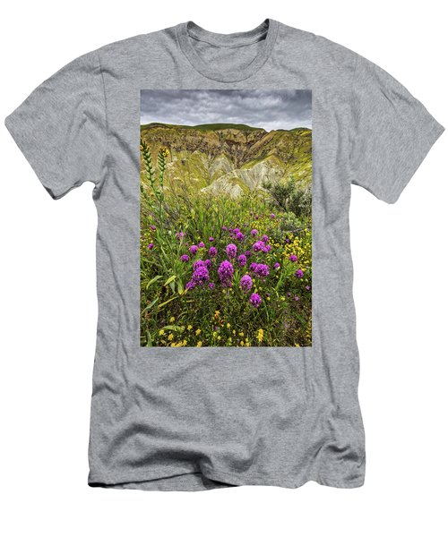 Men's T-Shirt (Slim Fit) featuring the photograph Bouquet by Peter Tellone