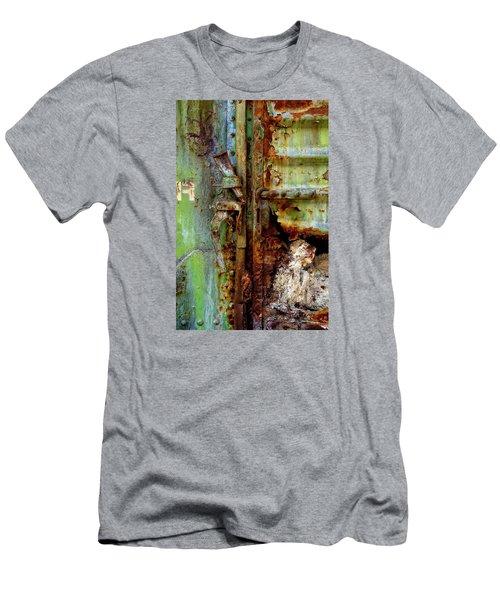Boxcar 1 Men's T-Shirt (Athletic Fit)