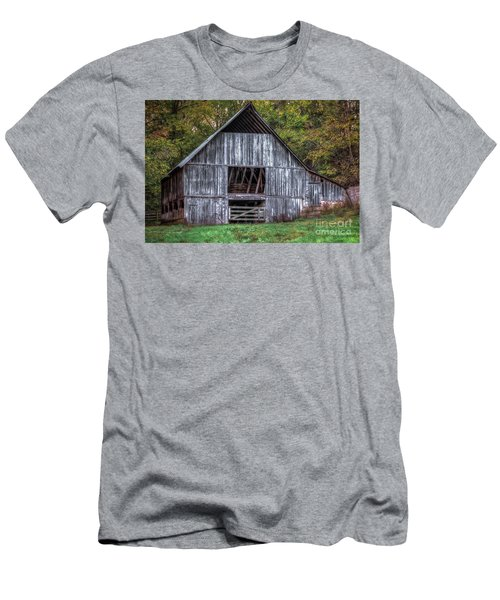 Boxley Valley Barn  Men's T-Shirt (Athletic Fit)