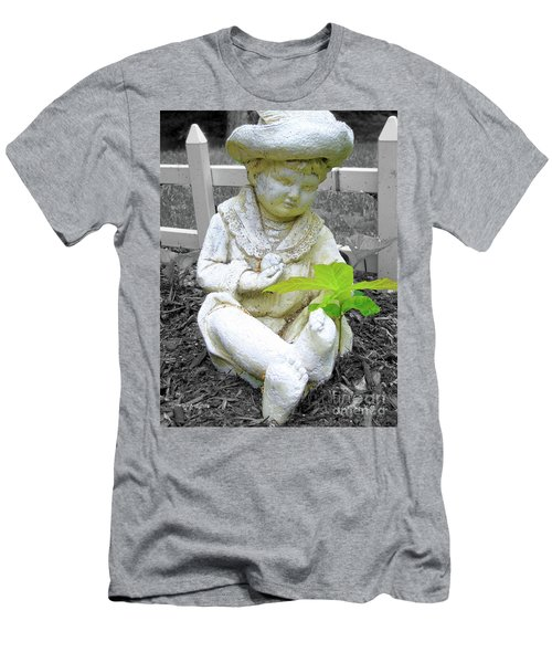 Boy Men's T-Shirt (Slim Fit)