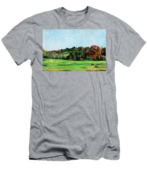 Beaver Valley Men's T-Shirt (Athletic Fit)