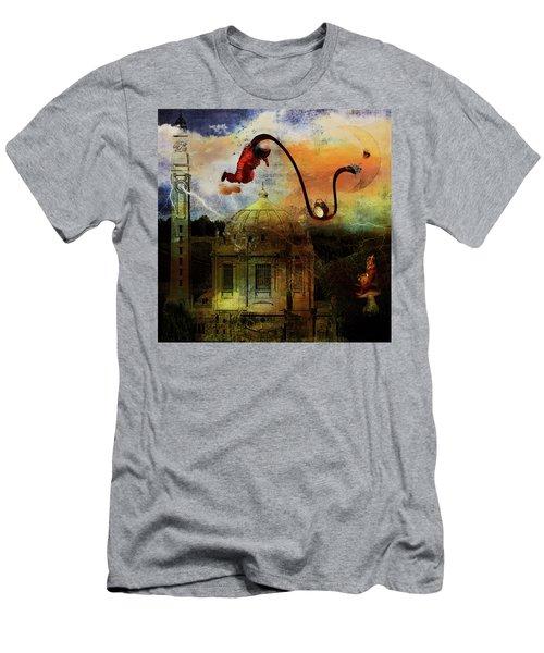 Brave New World Men's T-Shirt (Athletic Fit)