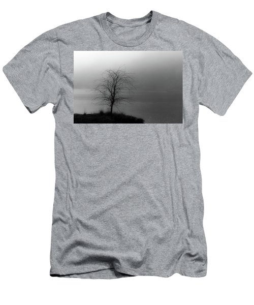 Break Through Men's T-Shirt (Athletic Fit)