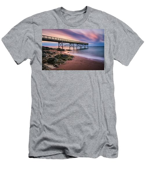Breaking Out Men's T-Shirt (Athletic Fit)