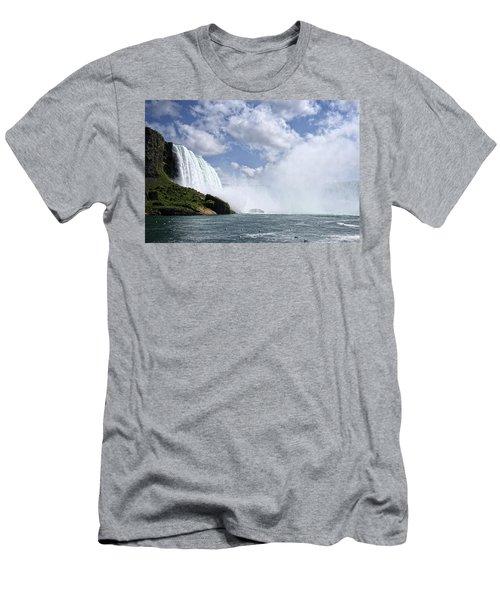 Breathless Men's T-Shirt (Athletic Fit)