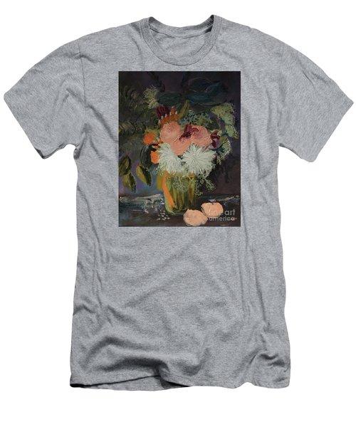 Bridal Bouquet II Men's T-Shirt (Athletic Fit)