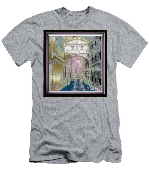 Bridge Of Sighs Men's T-Shirt (Athletic Fit)