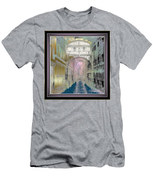 Bridge Of Sighs Men's T-Shirt (Athletic Fit)