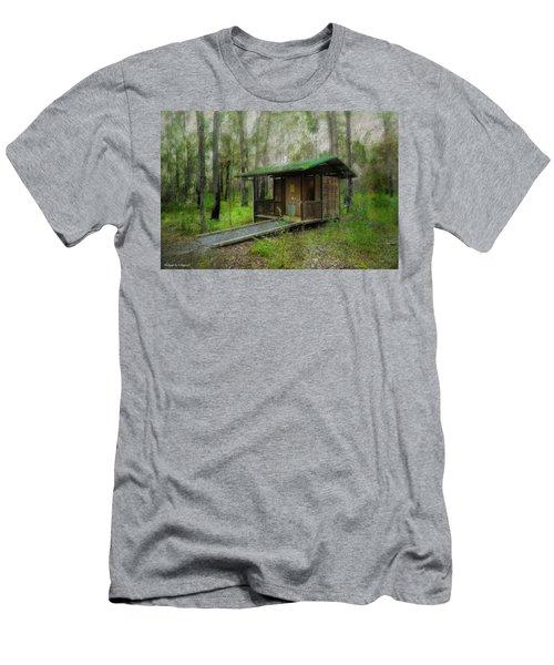 Brimbin Nature Reserve 01 Men's T-Shirt (Athletic Fit)