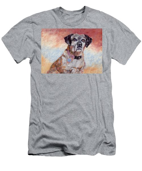 Brindle Men's T-Shirt (Athletic Fit)