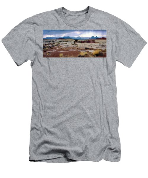 Brooding Sky Summer Storm Men's T-Shirt (Athletic Fit)