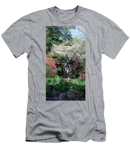 Brookgreen 3 Men's T-Shirt (Slim Fit) by Gordon Mooneyhan