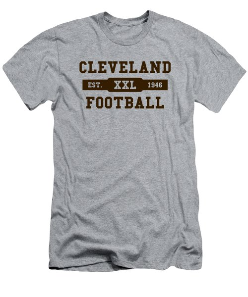 Browns Retro Shirt Men's T-Shirt (Athletic Fit)