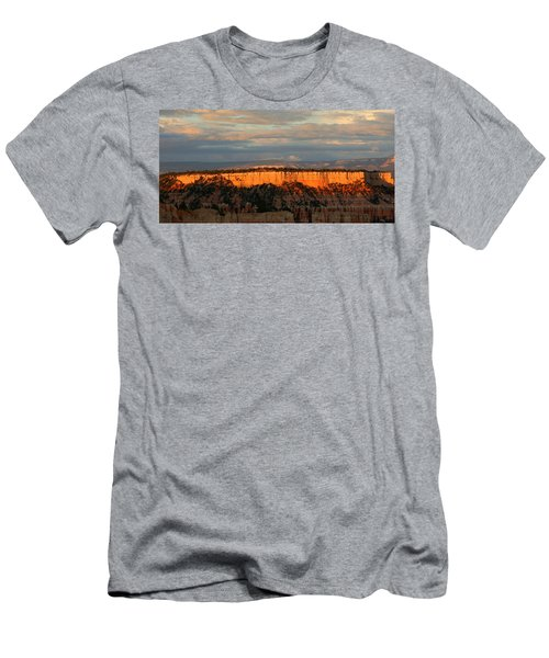 Bryce Canyon Sunset Men's T-Shirt (Athletic Fit)