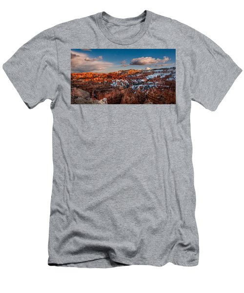Bryce Sunset Men's T-Shirt (Athletic Fit)