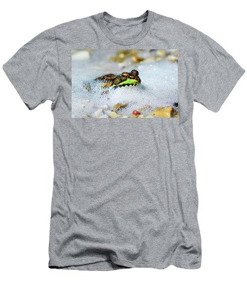 Bubble Bath Men's T-Shirt (Athletic Fit)