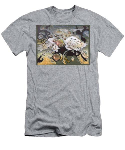 Bubble, Bubble, Toil And Trouble 2 Men's T-Shirt (Athletic Fit)