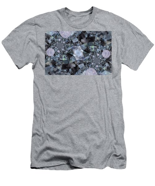 Bubble Road Men's T-Shirt (Athletic Fit)